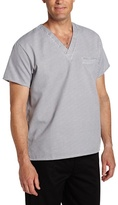 Dickies Men's V-Neck Cook Shirt