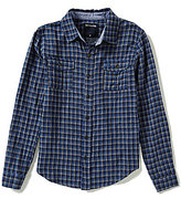 True Religion Big Boys 8-20 Woven Plaid Long-Sleeve Shirt