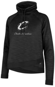 '47 Women's Cleveland Cavaliers Commuter Funnelneck Sweatshirt