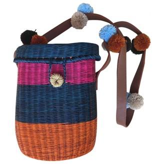 Sophie Anderson Multicolour Wicker Handbags