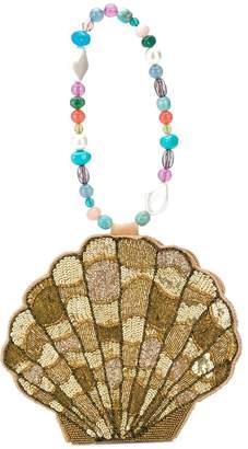 Rixo Sacha shell shaped bag