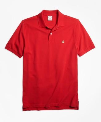 Brooks Brothers Original Fit Supima Cotton Performance Polo Shirt-Basic Colors