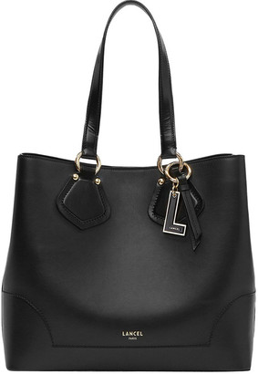 Lancel Izy M Double Handle Tote Bag