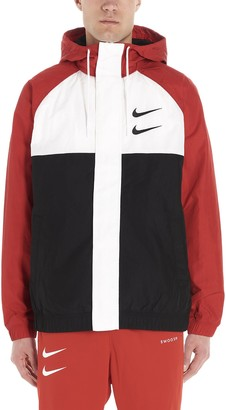 Nike Swoosh Windbreaker