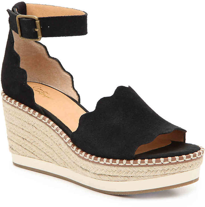 bbfe4aac0a5 Crown Vintage Black Women s Sandals - ShopStyle