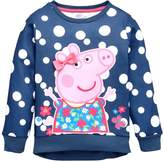Peppa Pig Girls Sweat Top