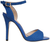 Sachi Evelyn Blue Sandal