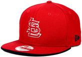 New Era St. Louis Cardinals Coop Flip 9FIFTY Snapback Cap