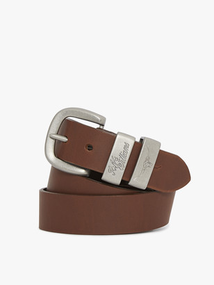 R.M. Williams 3 Piece Solid Hide Belt