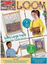 Melissa & Doug Multi-Craft Weaving Loom Set