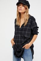 Cp Shades Ash Flannel Tunic by at Free People