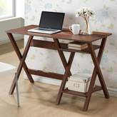 Baxton Studio Crossroads Writing Desk