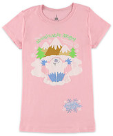 Disney Yeti Tee for Girls - Expedition Everest - Disney's Animal Kingdom - Pink
