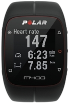 Polar M400 GPS + Activity + Heart Rate Black