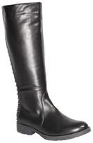 Gia-Mia Women's GiaMia Dance Corps Knee High Studded Tall Boots -