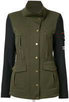 Veronica Beard military jacket - women - Nylon/Polyester/Spandex/Elastane/Virgin Wool - 4