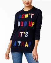 Love Moschino Embroidered Sweater