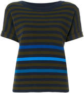 Paul Smith striped fine knit top