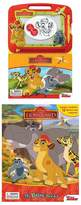Disney Lion Guard 2 Book Bundle - Learning Series & My Busy Book