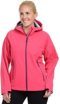 Champion Plus Size Hooded Soft Shell Jacket