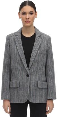 Etoile Isabel Marant Charly Wool Blend Jacket