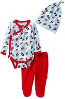 Kickee Pants Kimono Newborn Gift Set (Baby Boys)