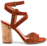 Sigerson Morrison Paulina Heel in Rust. - size 10 (also in 6,7.5,8,8.5,9,9.5)