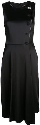 ADAM by Adam Lippes asymmetric sleeveless dress