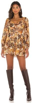 LoveShackFancy Willis Dress