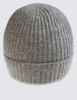 Marks and Spencer Pure Cashmere Knitted Hat
