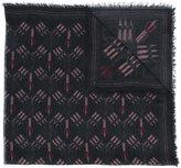 Valentino Garavani Valentino Love Blade scarf - women - Cashmere/Modal - One Size