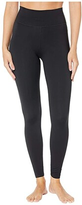 Nike All-In Lux Tights (Black/Clear) Women's Casual Pants