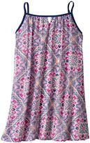 My Michelle Girls 7-16 Patterned Chiffon Slip Dress
