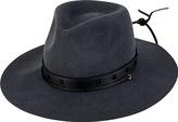 San Diego Hat Company Women's Wool Felt Fedora WFH8029