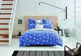 Sheridan 230 x 220 cm King Size 100 Percent Cotton Blohm Quilt Cover, Deep Sea