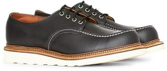 Red Wing Shoes Classic Oxford Shoes Black