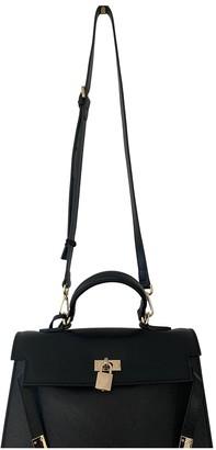 Italia Independent Black Leather Handbags