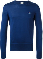 Vivienne Westwood Man - crew neck jumper - men - Cotton - XL