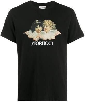 Fiorucci Vintage Angels print T-shirt