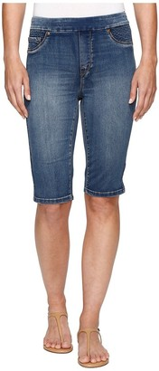 Tribal Women's Dream Jean Pull On Bermuda