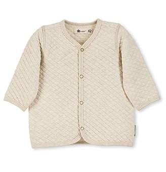 Sterntaler Unisex Baby Jacket with Star Motif, Size: 6-9m, Colour: Ecru, 5621900