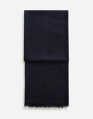Dolce & Gabbana Scarf In Cashmere And Silk