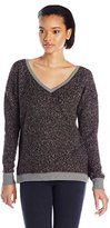 Sanctuary Women's Marled Sweater