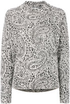 Christian Wijnants Kippi jumper - women - Viscose/Virgin Wool - M