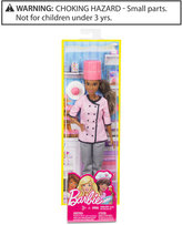 Barbie Cupcake Chef Doll, Little Girls (2-6X) & Big Girls (7-16)