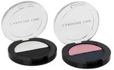 Caroline Chu Monochromatic/Flamingo Heat: Eye Shadow Duo Set