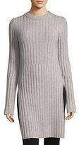Joseph Soft Ribbed Wool Tunic