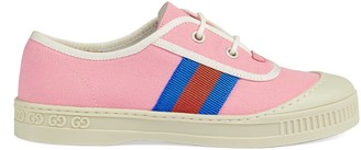Gucci Children's sneaker with Web