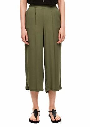 S'Oliver Women's 120.12.006.18.180.2042167 Trouser