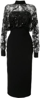 Saiid Kobeisy Skirt Dress